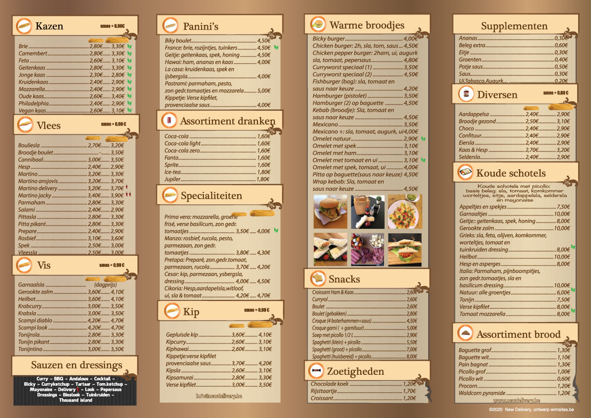 newdelivery menu flyer mei2020F